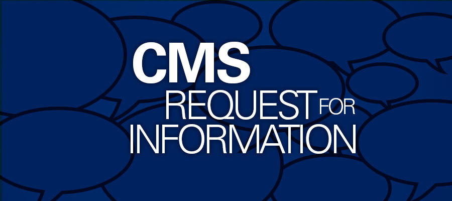 CMS request for information