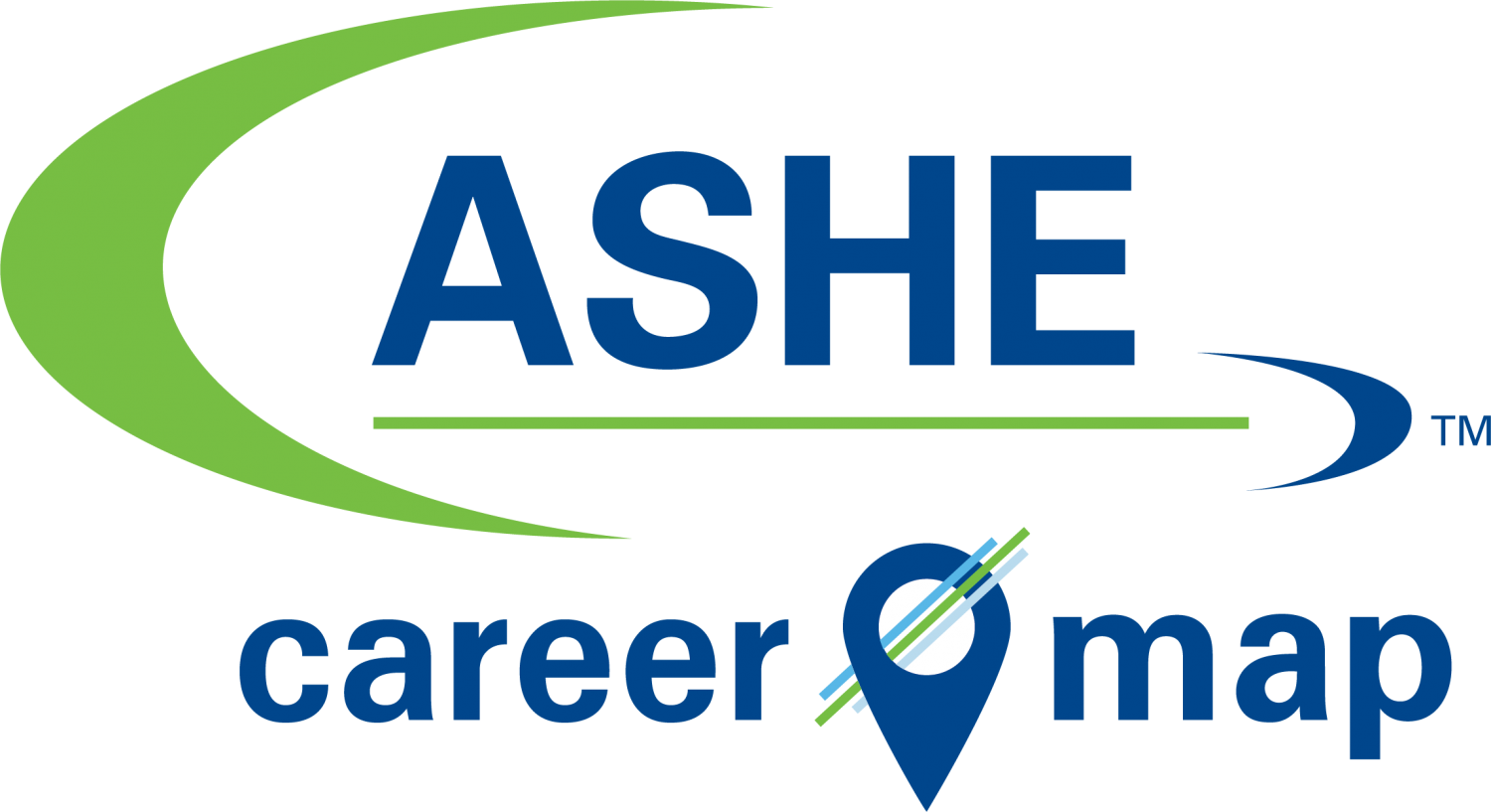 ASHE Career Map Logo