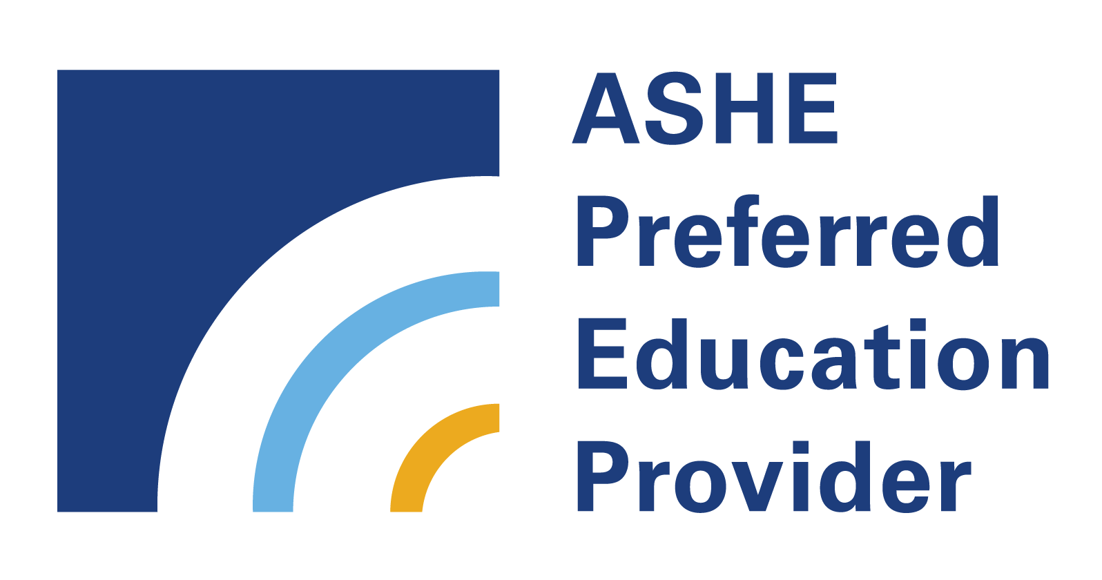 ASHE Preferred Education Provider