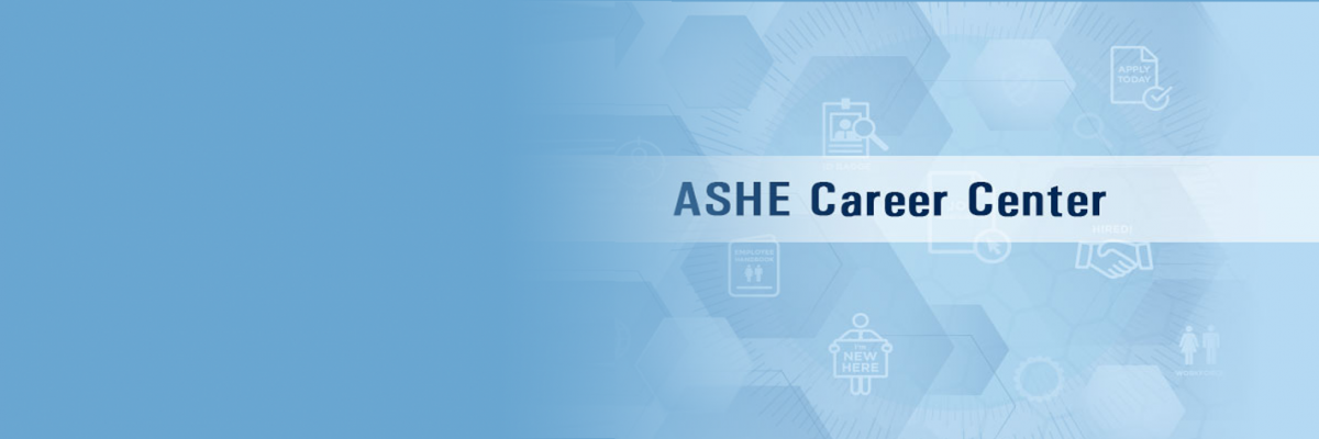 ASHE homepage example 3